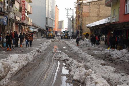 Belediyenin kar seferberliği 1