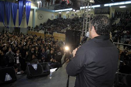 Van'da Xêro Abbas konseri 12