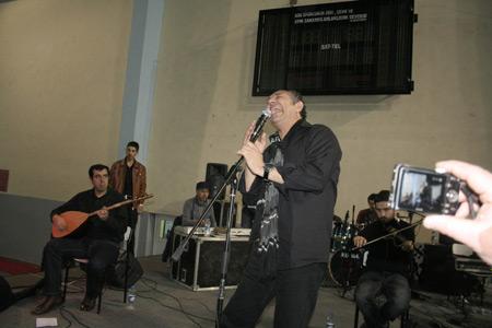 Van'da Xêro Abbas konseri 13
