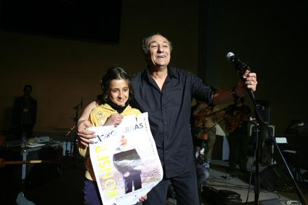 Van'da Xêro Abbas konseri 30