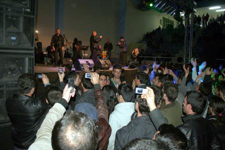 Van'da Xêro Abbas konseri 42
