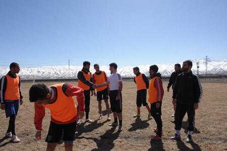 Cilospor baraj maçına hazırlanıyor 10