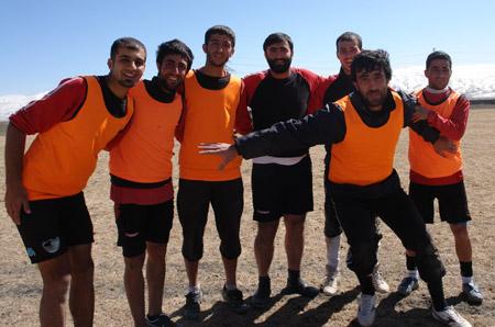 Cilospor baraj maçına hazırlanıyor 11