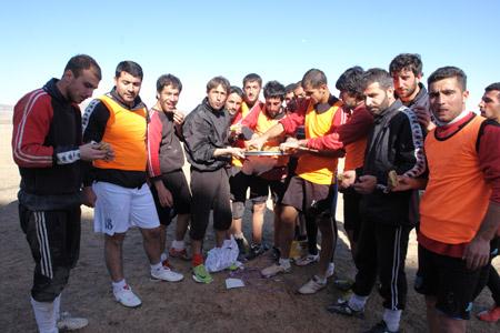 Cilospor baraj maçına hazırlanıyor 17