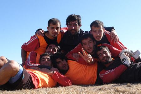 Cilospor baraj maçına hazırlanıyor 19