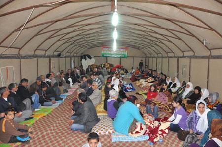 'Çözüm çadırı' etkinlikleri sürüyor 19