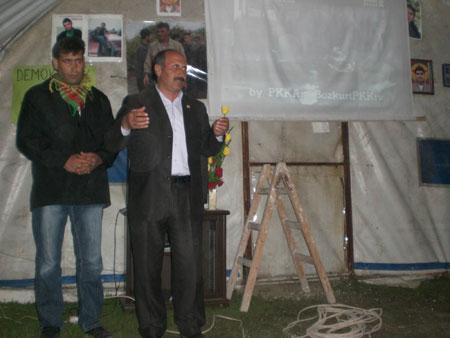 'Çözüm çadırı' etkinlikleri sürüyor 23