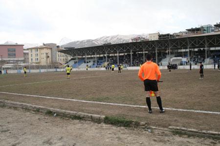 Özel İdarespor (Bal) ligine yükseldi 25