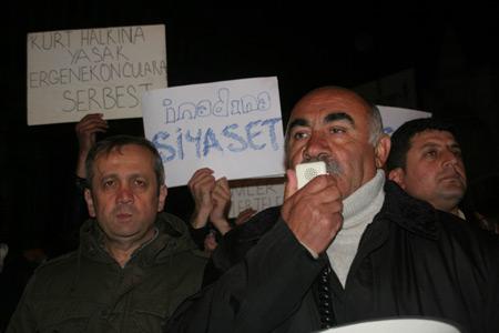 YSK'nın 'veto' kararına tepkiler 19
