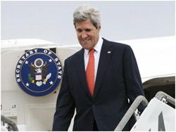 Kerry Ortadoğu turunda