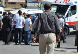 Van'da kaza: 1 ölü, 4 yaralı