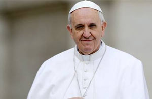 Papa, Irak İçin Dua Etti