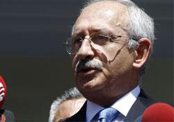 Kılıçdaroğlu: Kamer Genç'i yedirmeyiz