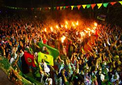 Varto 1. Hamurpet Gölü festivali