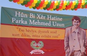 Mehmed Uzun Parkı açıldı