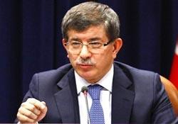Davutoğlu'ndan 'IŞİD' açıklaması