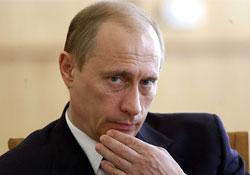 Putin, Hollande İle Görüştü