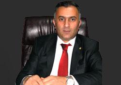 YÜTSO Başkanı Özdemir: Acıları acımız