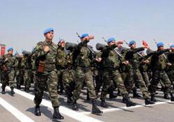 AB Türkiye'den asker istiyor