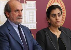 HDP Eşbaşkanları'ndan kınama