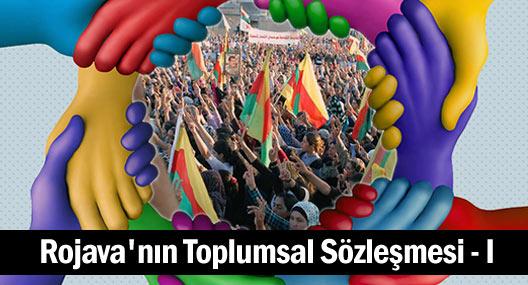 Rojava'nın Toplumsal Sözleşmesi - 1