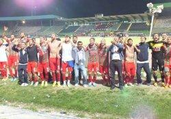 Diyarbakırspor finalde