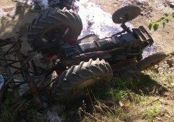 Marmaris'te Traktörün Altında Kalan Tarım İşçisi Yaşamını Yitirdi.