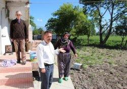Tilki Kuduz Çıkınca Köy Karantinaya Alındı