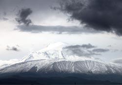 Iğdır'da Kar Yağışı