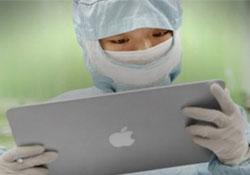 iPad Pro'nun fotosu sızdı