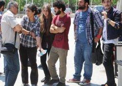 Antalya'da Gezi Davası ertelendi
