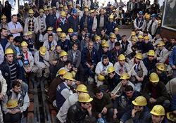 Erdoğan maden işçileriyle görüşüyor
