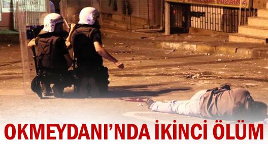 Okmeydanı'nda 2'nci ölüm