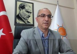 AKP Kars İl Başkanı Partisinden İstifa Etti