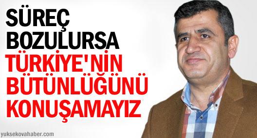 Zozani: Hükümet Kürtlere 'derin yapı' ile şantaj yapıyor