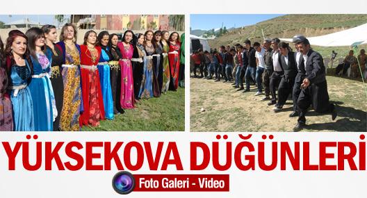 Yüksekova Düğünleri - 24- 25 Mayıs