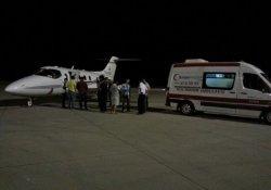 Zaxo'da Trafik Kazası: 1 Yaralı