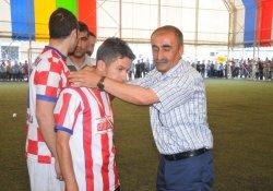 Silopi Eğitim-Sen Futbol Turnuvası Sona Erdi