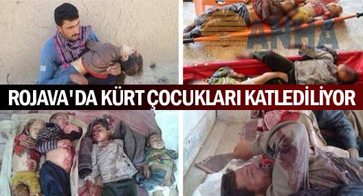 Serêkaniyê'deki IŞİD katliamı