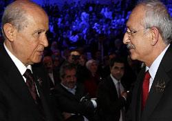 Bahçeli aday turunda Kılıçdaroğlu ile görüşecek