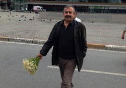 Sırrı Süreyya Önder Gezi Parkı'nda