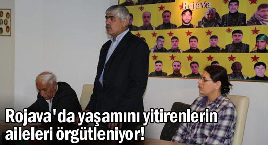 Rojavalı 'Şehit' aileleri Almanya'da örgütleniyor!