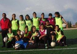 En Centilmen Kadın Futbolcular