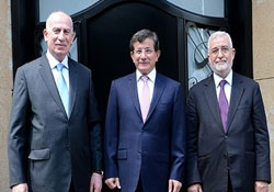 Irak'tan Ankara'ya kritik ziyaret