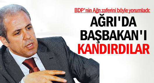 Şamil Tayyar: Ağrı'da Başbakan'ı Kandırdılar