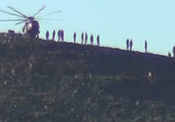 Karakol protestosuna müdahale