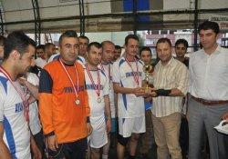 Doktor Özlem Vuran İçin Futbol Turnuvası Düzenlendi