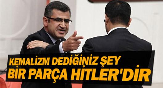Zozani: Kemalizm dediğiniz şey aslında bir parça Hitler'dir
