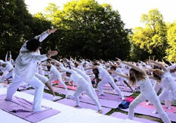 "Orijinal Yoga Sistemi"" Hakkari'de"