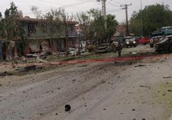 Afganistan Cumhurbaşkanı Adayı Abdullah'ın Konvoyuna Bombalı Saldırı